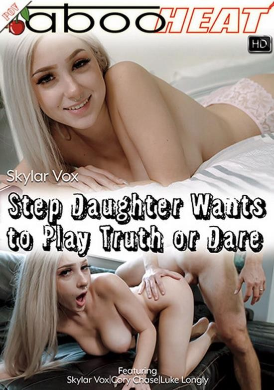 TabooHeat/Bare Back Studios/Clips4Sale - Skylar Vox, Cory Chase - Bored Step Daughter with Huge Tits Wants To Play Truth or Dare (HD/720p/1.14 GB)