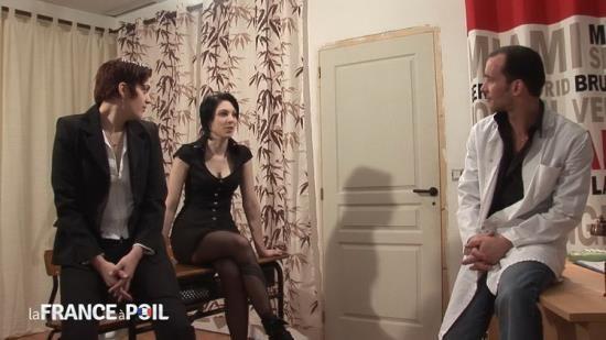 LaFRANCEaPoil - Darla, Gwenola - Trois prof pervers fetent le week-end en baisant comme des betes! (FullHD/1080p/2.01 GB)