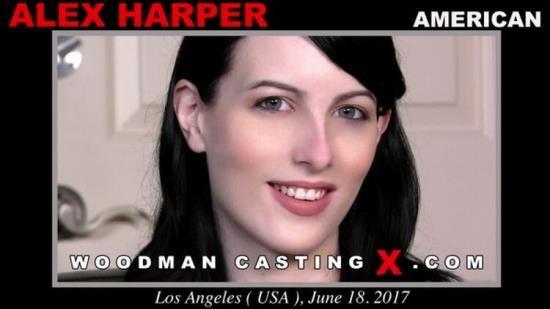WoodmanCastingX - Alex Harper - Casting X 186 (HD/720p/1.36 GB)