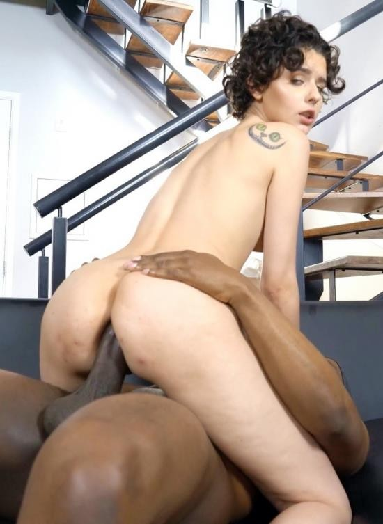 AnalVids, LegalPorno - Juh Mushroom - Young Pale Skin White Brazilian Ass Stretched By Horny Big Black Cock (0 Percent Pussy, IR, Gapes, Dirty Talk) (SD/740 MB)