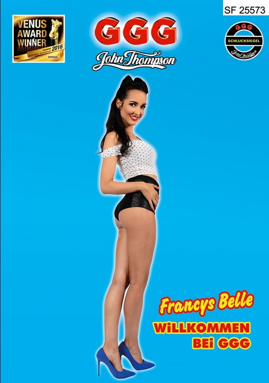 GGG - Francys Belle - Francys Belle - Welcome To GGG (HD/720p/1.53 GB)