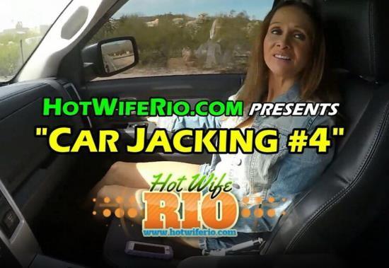 HotWifeRio - Rio Blaze - CAR JACKING 4 (UltraHD 4K/2160p/2.54 GB)