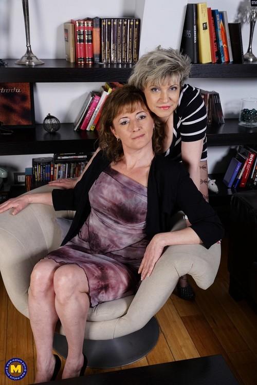 Old-and-Young-Lesbians/Mature.nl - Prisca (41), Tasmara C. (48) - Mat-Alex242 (HD/720p/757 MB)