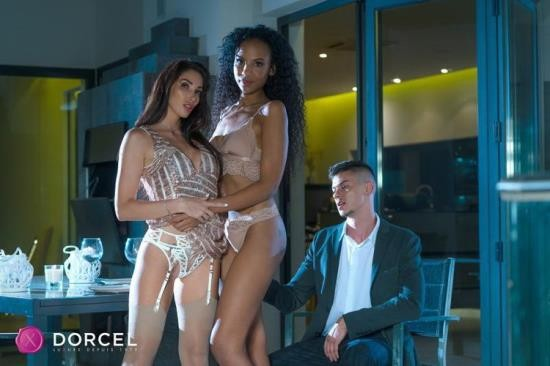 DorcelClub - Clea Gaultier, Romy Indy - Romy Indys first Dorcel scene (FullHD/1080p/946 MB)