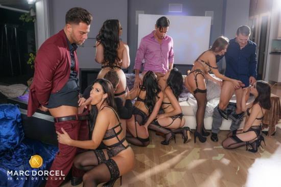 DorcelClub - Angela White, India Summer, Avi Love, Britney Amber, Jane Wilde, Whitney Wright - Climax (FullHD/1080p/1.71 GB)