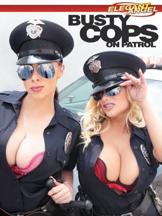 ElegantAngel - Gianna Michaels, Charley Chase - Busty Cops On Patrol (FullHD/1080p/2.03 GB)