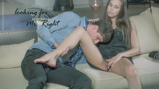 Babes - Abrill Gerald - Looking for Mr. Right (FullHD/1080p/1.10 GB)