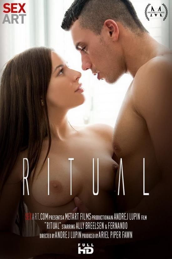 SexArt/MetArt - Ally Breelsen - Ritual (FullHD/1080p/1.15 GB)