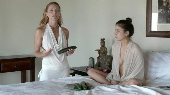 Hegre-Art - Beth Leone, Serena - Vaginal Cucumber Cleansing (FullHD/1080p/284 MB)