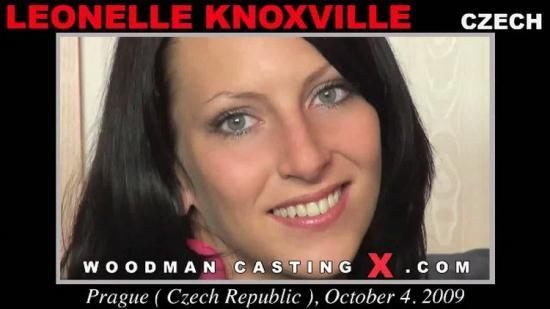 WoodmanCastingX/PierreWoodman - Leonelle Knoxville - Casting (HD/720p/475.5 MB)