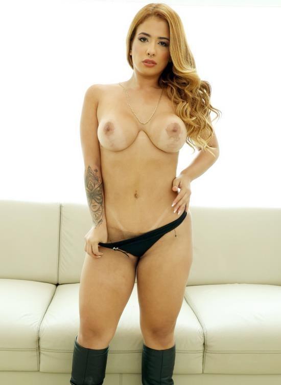 AnalVids, LegalPorno - Bella Martines - Huge Butt Latina Slut Bella Martinez Getting Fucked By 3 Big Cocks (UltraHD/12.5 GB)