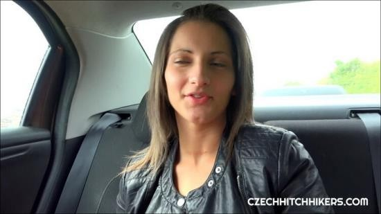 CzechHitchHikers - Nicolette Noir - Czech bitch picked up at the bus station (HD/720p/741 MB)
