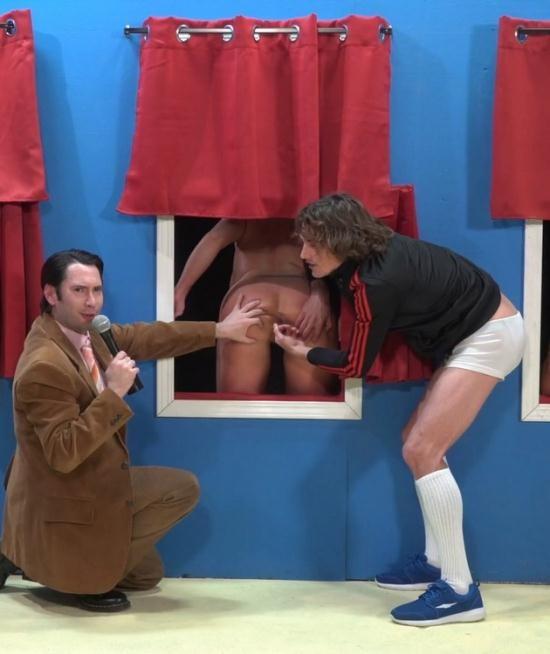 PornHub/PornHubPremium - Bridgette B, Richelle Ryan, Sheridan Love - Dick in the Wall Part 1 (FullHD/1080p/367 MB)