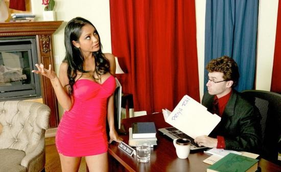 PornStarsLikeItBig/Brazzers - Priya Anjeli Rai - Cock Addict (FullHD/1080p/2.48 GB)