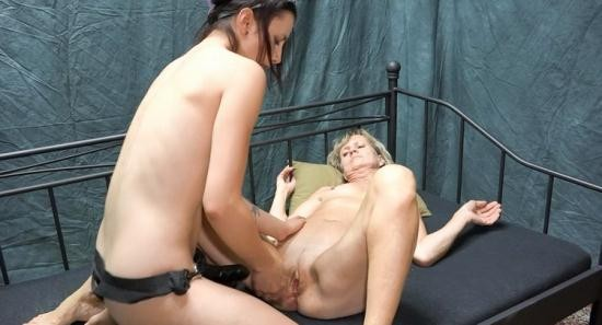 OldNanny - Vendi - Lesbian (HD/720p/358 MB)