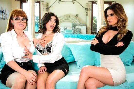 GirlsWay - Penny Pax, Vanessa Veracruz, Darcie Dolce - Lady Boss: Prove Yourself (FullHD/1080p/1.72 GB)