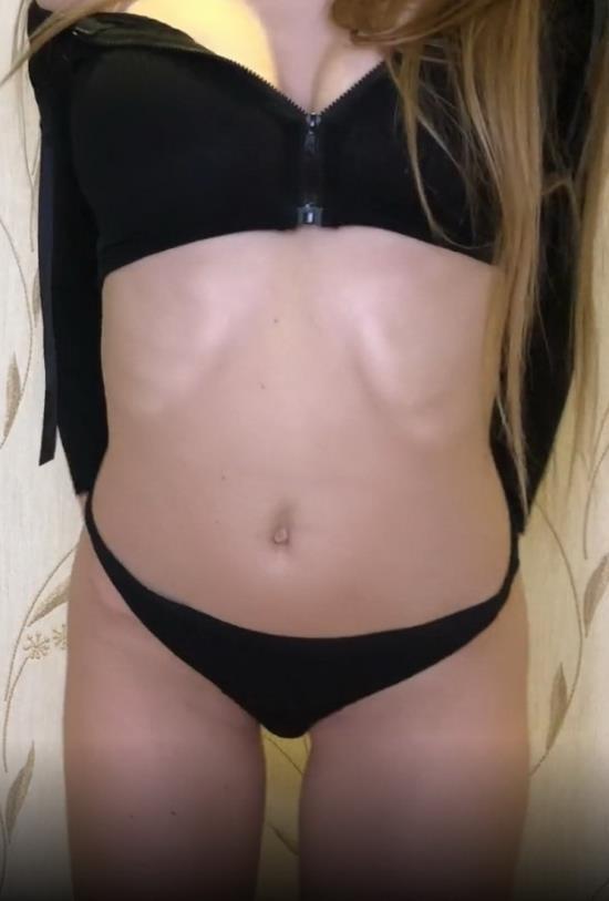 Onlyfans - Slim Sonya - Cute Model SlimSonya fucking herself in pussy and ass by Dildo and AnalGag (UltraHD 4K/2160p/2.43 GB)