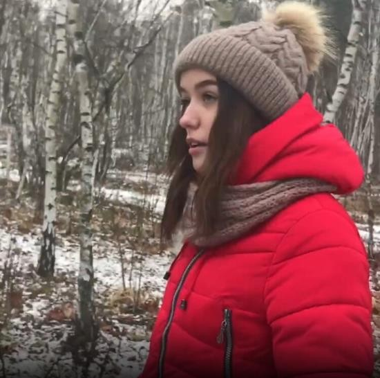 Porn - ADOLFxNIKA - Bitch Asks for Cum in his Mouth right in the Forest and can no Longer Wait (UltraHD 4K/2160p/1.86 GB)