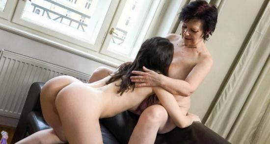 OldNanny - Karla - Lesbian (HD/720p/330 MB)