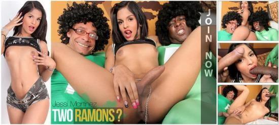 Trans500 - Jessi Martinez - Two Ramons? (HD/720p/959 MB)
