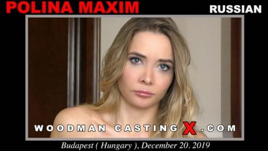WoodmanCastingx - Polina Maxim - Casting Hard (FullHD/1080p/4.22 GB)