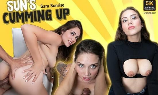 VRLatina - Sarah Sunshine - Sun's Cumming Up (UltraHD 2K/1920p/3.41 GB)