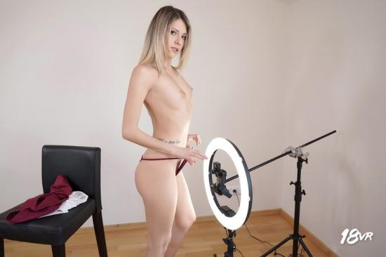 18VR - Rebecca Volpetti - Feel Free to Cast Me (UltraHD/2K/1440p/3.36 GB)