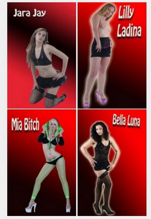 Gangbang01.de - Bella Luna, Lilly Ladina, Jara Jay, Mia Bitch, Candy Melody - Gangbang (HD/720p/751.5 MB)