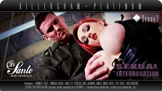 DaringSex/KillerGram - Jasmine James - Sexual Interrogation (HD/720p/479 MB)