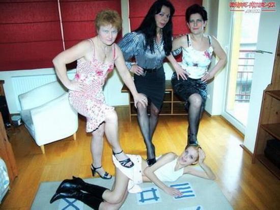 Bizarre-Mature-Sex/Mature.nl - Rozalia, Diva, Romana, Bernadette - biz-alex20 (HD/720p/1.74 GB)