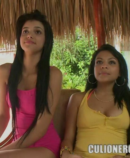 NalgasGrandes/Culioneros - Luchy, Daniela - Las Princesas (HD/720p/1.28 GB)