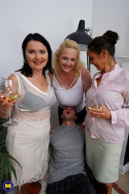 Mature.nl/Mature.eu - Emi (54), Ilsa S. (53), Suzie Stone (EU) (46) - Three mature sluts suck one cock, lick pussy, fuck and eat ass (FullHD/1080p/2.29 GB)