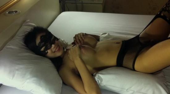 LadyboyVice - Pamela - Big Jugs, Snug Shitter (HD/720p/593 MB)