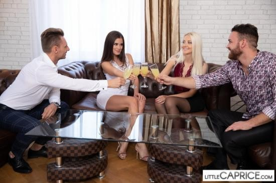 LittleCaprice-Dreams - Little Caprice, Marcello Bravo, Marco, Helene Mueller - WECUMTOYOU 11/EPISODE 2 – WE DIDN'T GET ENOUGH (FullHD/1080p/1.85 GB)