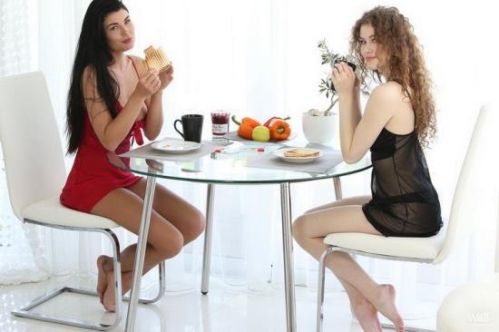 Watch4Beauty - Lucy, Heidi - Romantic Breakfast (FullHD/1080p/1.58 GB)