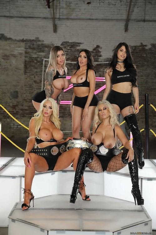 ZZSeries/Brazzers - Bridgette B, Gina Valentina, Karma Rx, Lela Star, Nicolette Shea - Brazzers House 3: Finale (HD/720p/1.64 GB)